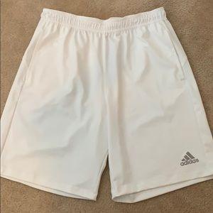 Adidas Climalite basketball shorts